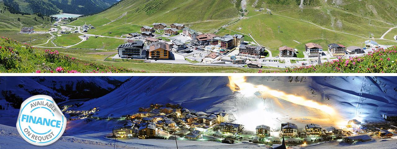 Kühtai – Austria's highest ski resort village