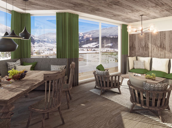 Invest in an apartment in St Anton