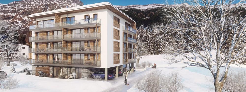 Immobilien in Tirol - Galtür Silva Peak