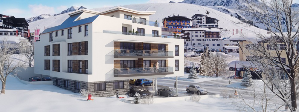 Immobilien in Tirol - 2020 Residences Kuehtai