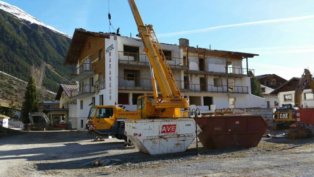 Immobilien in Ischgl - 18 neue appartements in Galtür