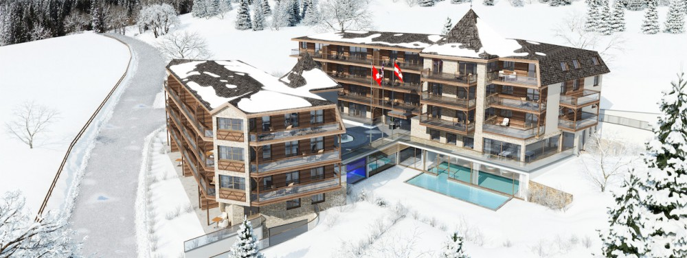 Immobilien in St Anton - Kristall Spaces