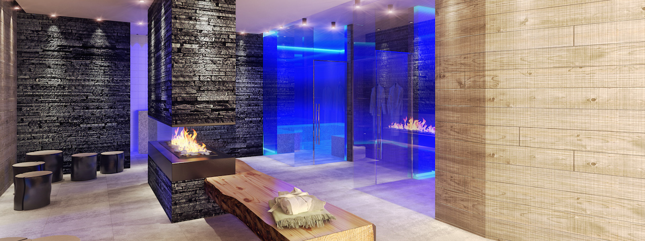 St. Anton Immobilien - Kristall Spaces