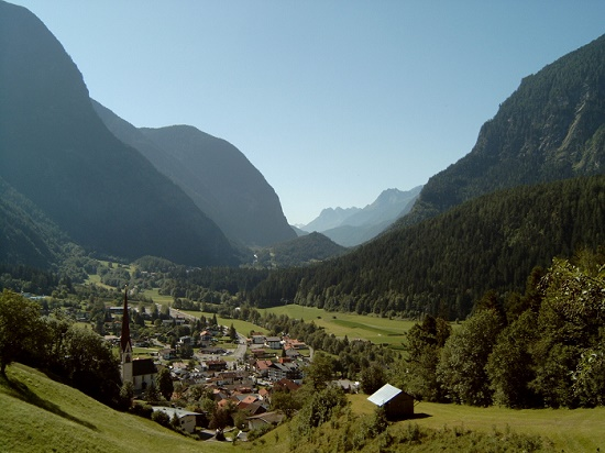 Immobilien in Ötztal - Kristall Spaces