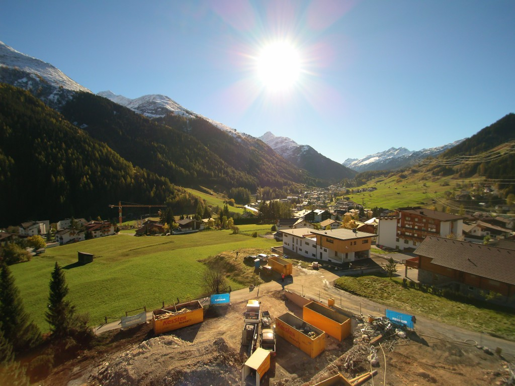 Immobilien St Anton - Kristall Spaces