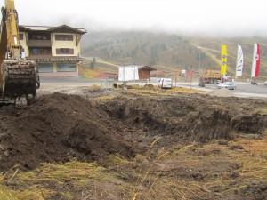Baubeginn Kühtai 2020 Residences Oktober 2015