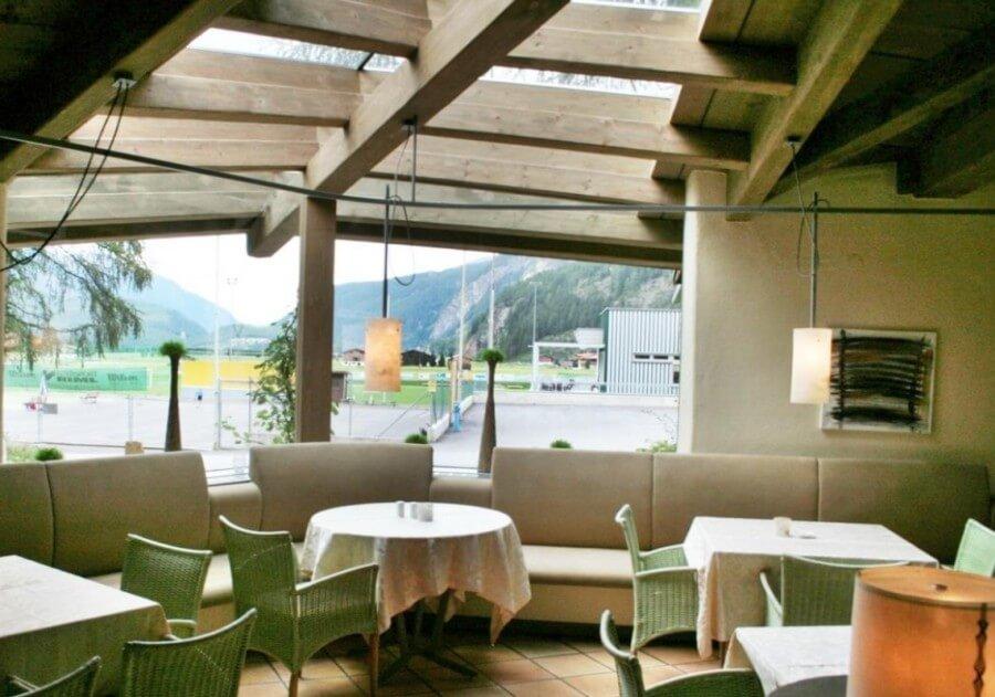 Herzoglicher Alpenhof Restaurant