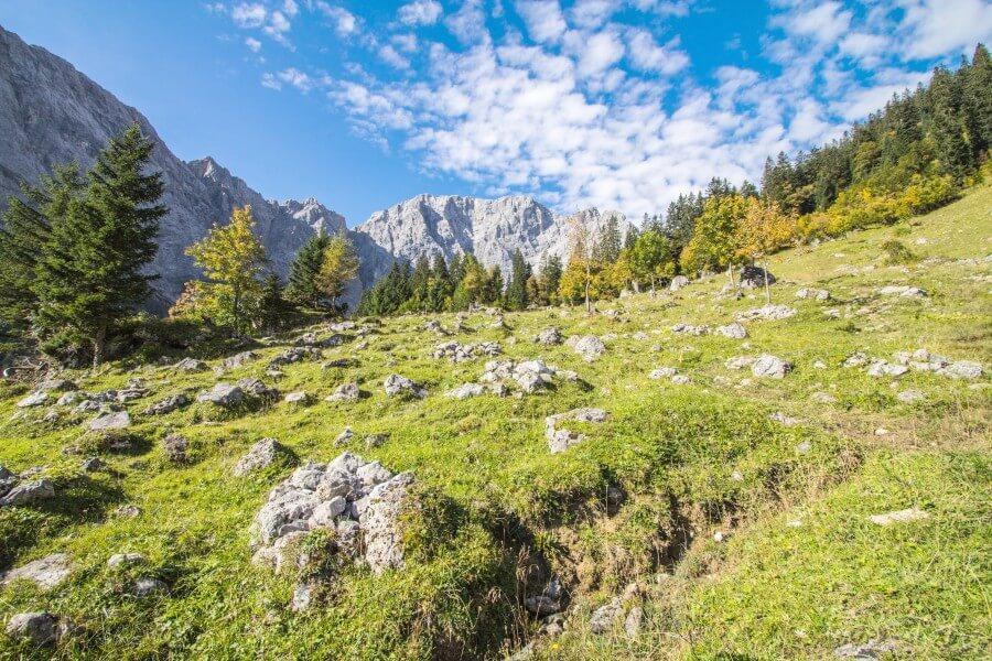 Karwendel-Gebirge