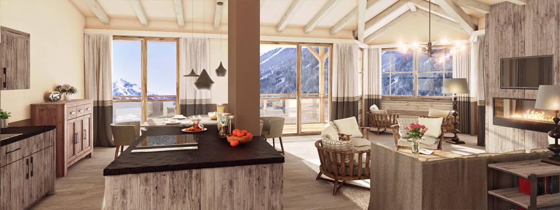 Hotel-Schweizerhof_Wohnraum_Suite-G_STP01_Zimmertyp-Alpine-Lifestyle_Sichtdachstuhl_Korrektur01